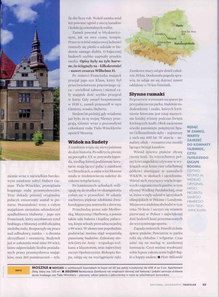 Magazyn Traveler nr 6(127) czerwiec 2018 - Zamek w Mosznej  str.2 - .jpeg