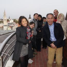 Galeria study tour z Japonii w 2015 rok