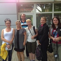 Galeria study tour z Ukrainy 2014