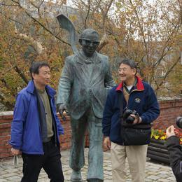 Galeria study tour z Japonii 2010