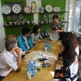 Galeria study tour z Japonii 2012