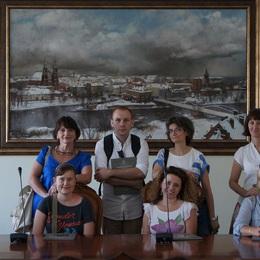 Galeria Koło - wycieczka 26.07.2014