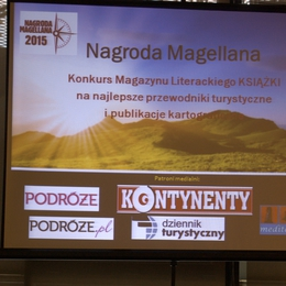 Galeria Nagroda Magellana