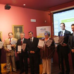 Galeria Certyfikat OROT 2010
