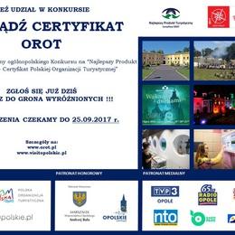 Galeria Certyfikat 2017
