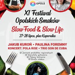 Plakat XI Festiwal Opolskich Smaków.jpeg